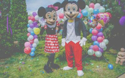 Top 5 cele mai indragite personaje Disney