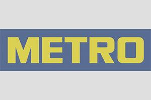 Logo magazin Metro