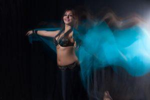 Dansatoare orientale prezentare