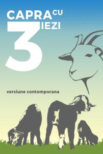 Piese de teatru Capra cu 3 iezi