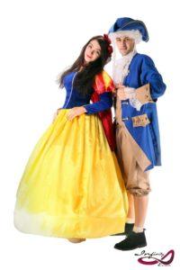 Teatru pentru copii Alba ca Zapada