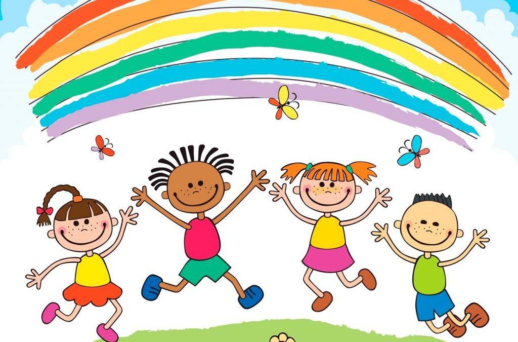 Activitati distractive de ziua copilului