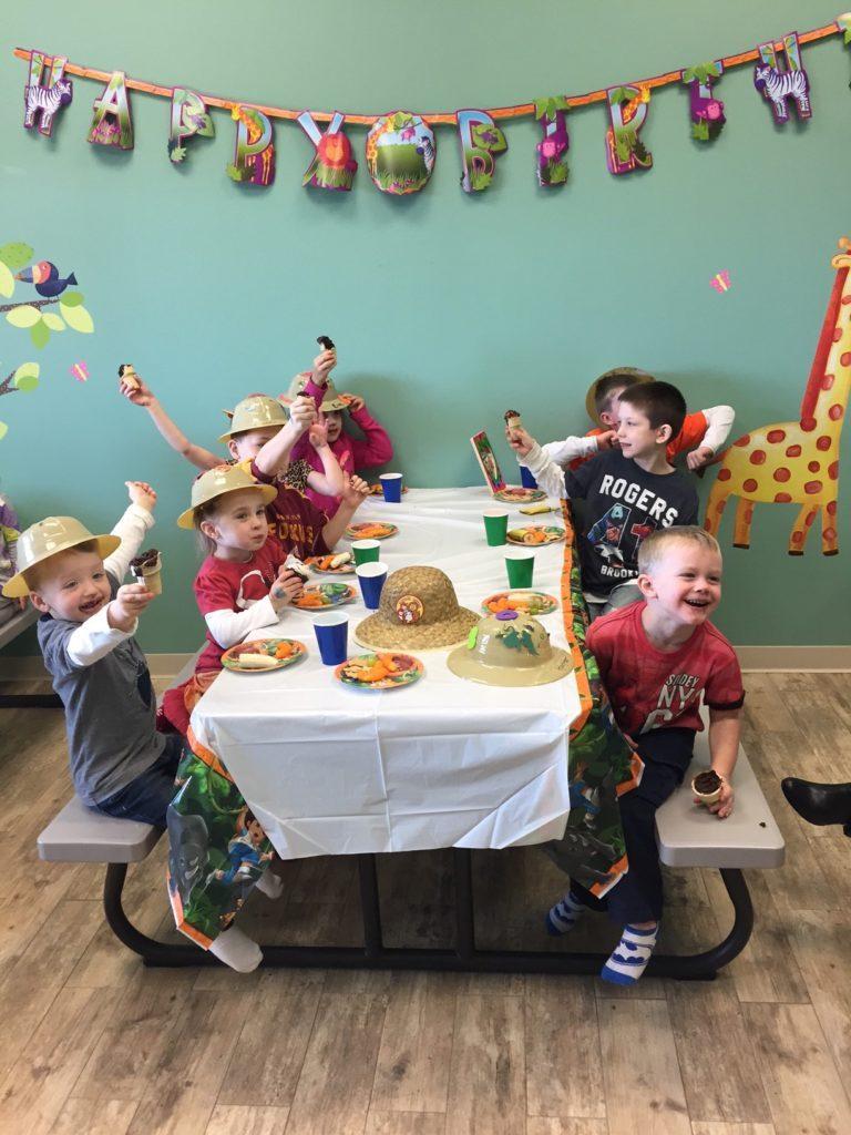Tematica petrecere safari