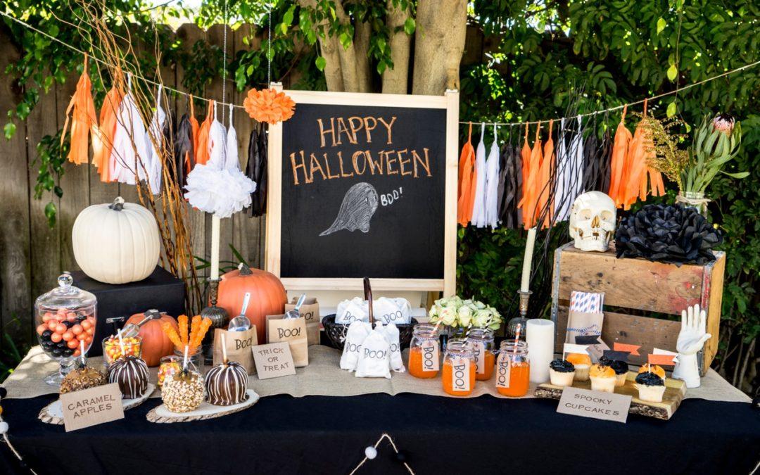 Petreceri de Halloween – Idei si sfaturi utile