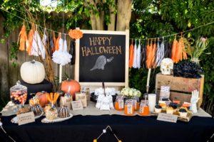 Petrecere pentru copii Halloween