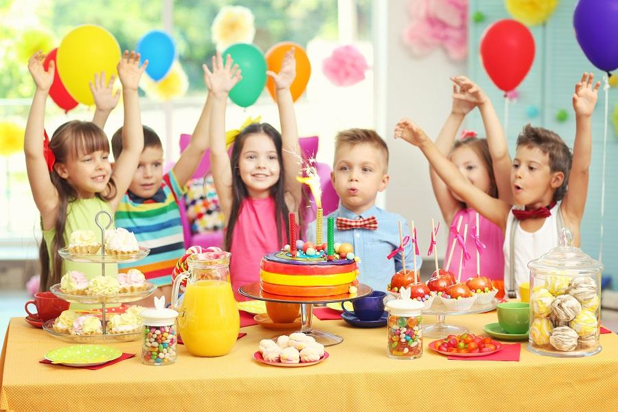 Lista organizatorului de petreceri pentru copii