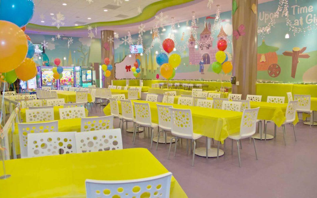 Planificarea simpla a petrecerii copiilor