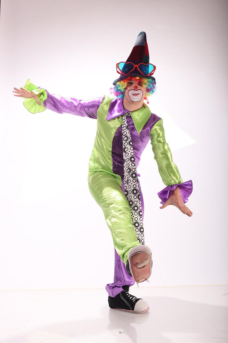 Clown Verde