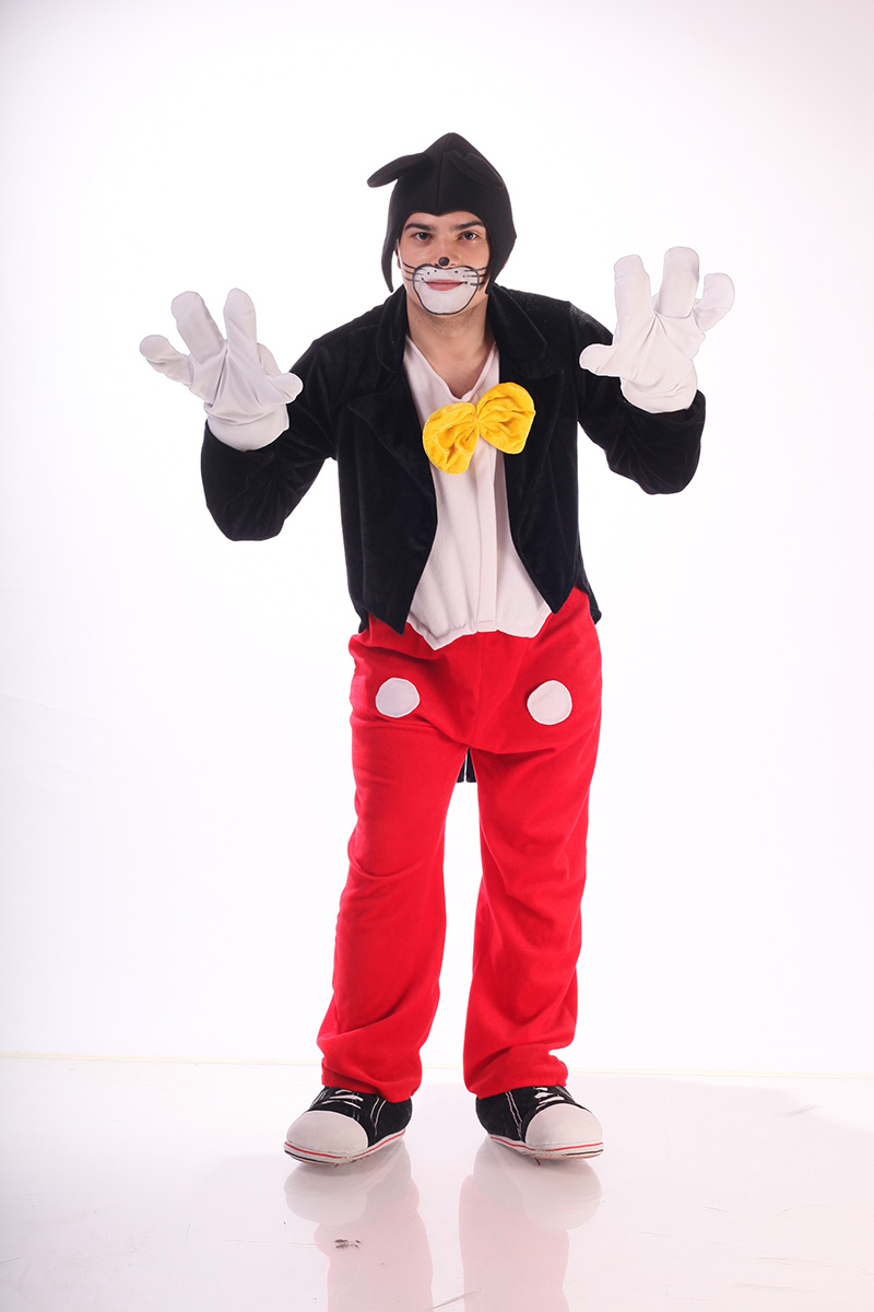 Costum Mickey Mouse