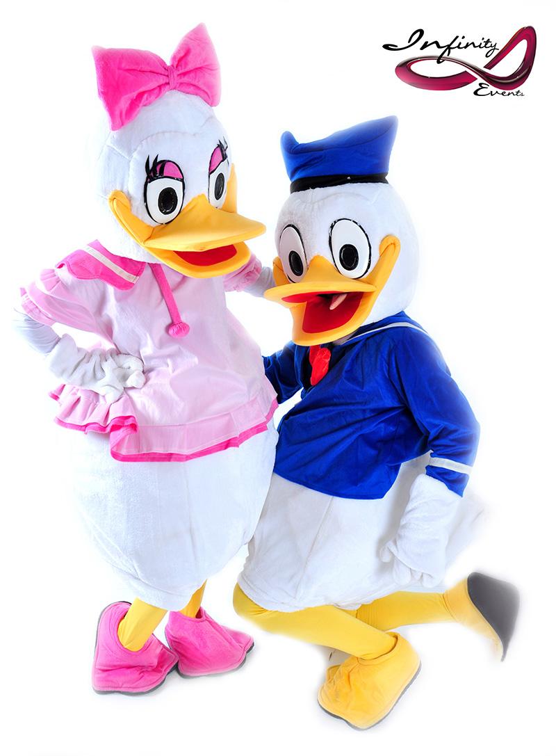 Donal Duck si Daisy Duck