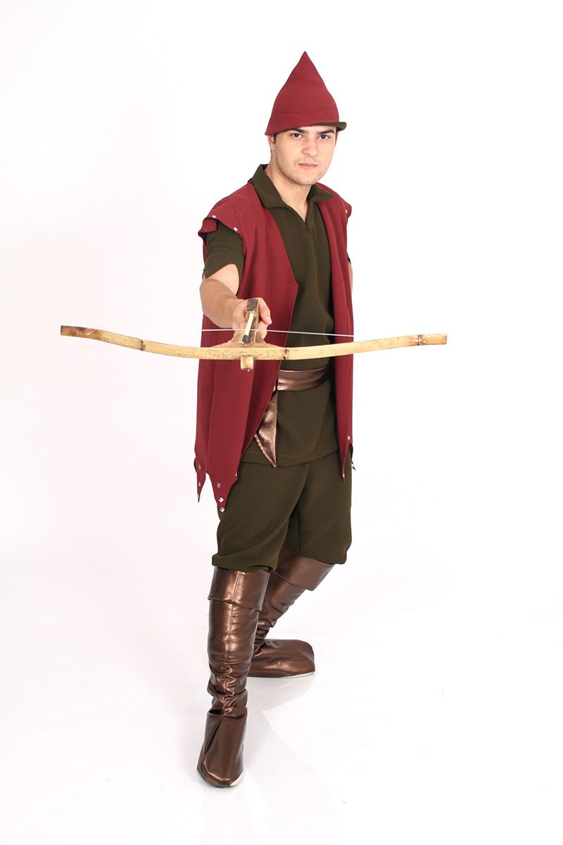 Robin Hood costum pentru petreceri